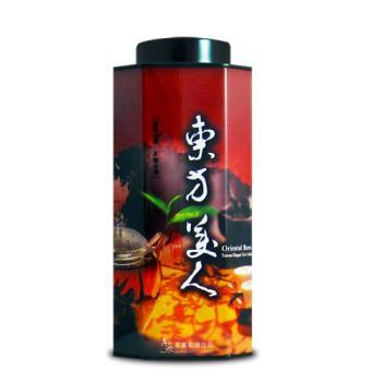名池茶業 東方美人茶8罐組(涵韻茗集款 75克x8)