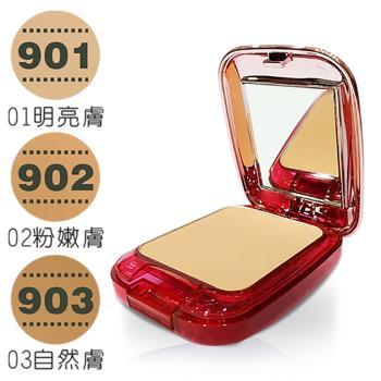 【新品上市】晶透輕盈兩用粉餅 01明亮膚(11gm)-butyshop