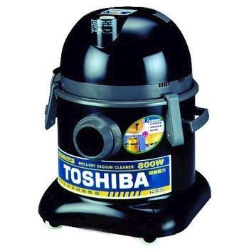 《東芝TOSHIBA》 乾濕兩用吸塵器TVC-1015-促