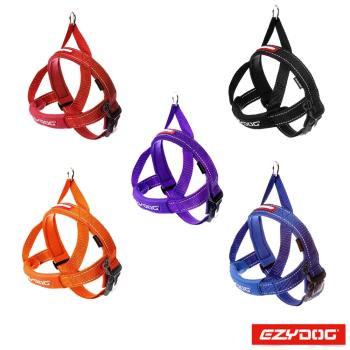 【EZYDOG】澳洲 快套式胸背帶 M號 共五色