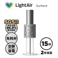送水冷扇★瑞典LightAir IonFlow 50 Surface 精品空氣清淨機