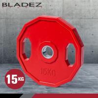 BLADEZ奧林匹克槓片15KG-單片入