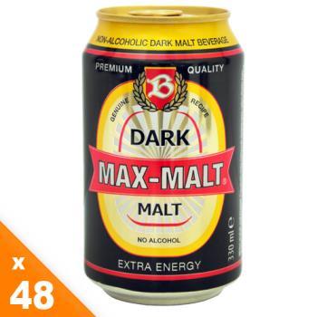 有機園 荷蘭醇麥卡濃黑麥汁(330ml) 48瓶