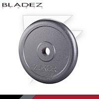 BLADEZ包膠槓片2.5 KG -四入