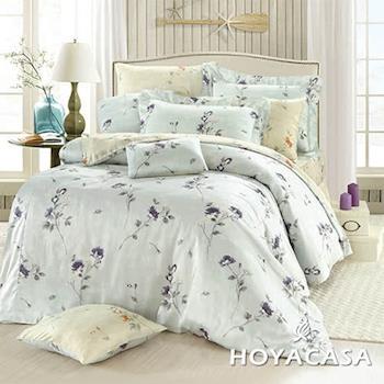 HOYACASA 唯美旋律  天絲雙人四件式被套床包組