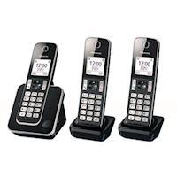 【Panasonic國際牌】DECT數位無線子母電話KX-TGD313