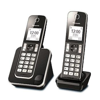 【Panasonic國際牌】DECT數位無線子母電話KX-TGD312