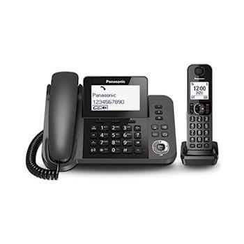 Panasonic國際牌 DECT數位無線親子機KX-TGF310