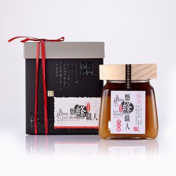 【宏基蜂蜜】悟蜂職人大瓶蜜百花蜜 560g/瓶 《百年牧蜂,批批檢驗,酵素百花蜜》