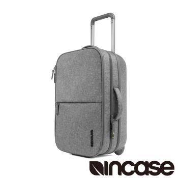 INCASE 20吋EO Travel Roller時尚輕巧筆電登機箱/行李箱-麻灰