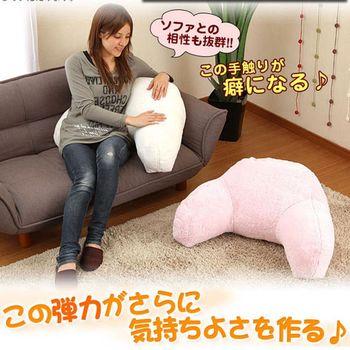 超舒適棉花糖腰靠枕