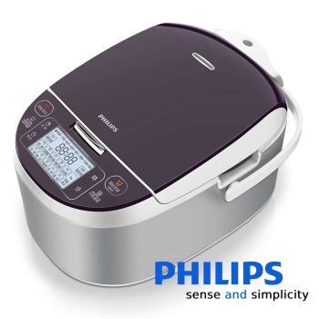 Philips飛利浦 灶燒10人份電子鍋-會呼吸的雙環發熱技術 HD3095
