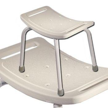 COLOR 鋁合金洗澡椅(防滑椅腳)