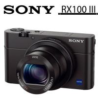 SONY RX100 III 大光圈類單眼相機(公司貨)