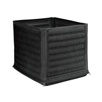 3D 變形金剛折疊置物箱 黑