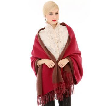 CC頂級羊毛披肩