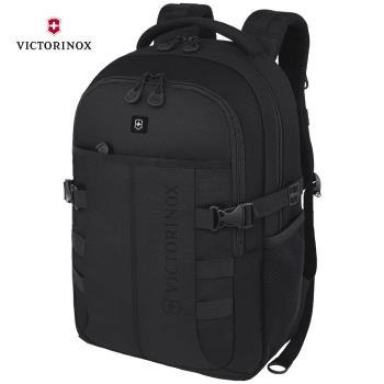 VICTORINOX 瑞士維氏VX Sport 16吋電腦後背包-黑 31305001