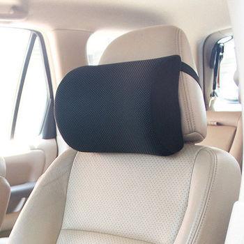 CARBUFF 竹炭記憶透氣頭枕(頸枕) MH-10161