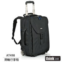 ThinkTank 創意坦克 Airport TakeOff (滑輪行李箱, AT498)