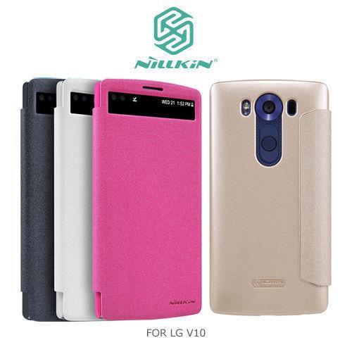 【NILLKIN】LG V10 星韵皮套