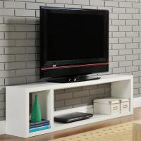 【咱的厝】DIY現代感簡約電視櫃/置物櫃/收納櫃(白色)