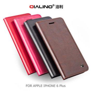 【QIALINO】 Apple iPhone 6 Plus 經典皮套