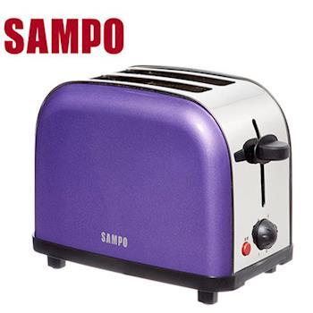 SAMPO聲寶炫彩烤麵包機TR-LF65S