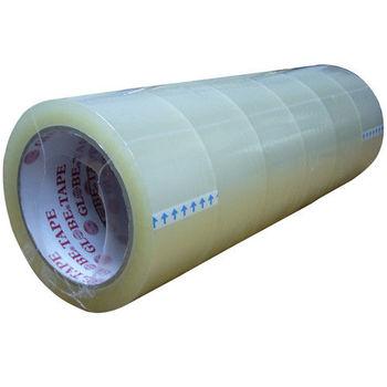 地球透明膠帶 48mmx90M(水性)-6入/束