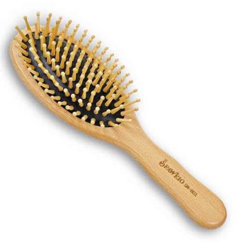 【財神小舖】好運按摩梳(小)【台灣MIT製造】血液循環、滋養頭髮、防止脫髮