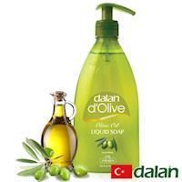 【土耳其dalan】 頂級橄欖油液體香皂400ml