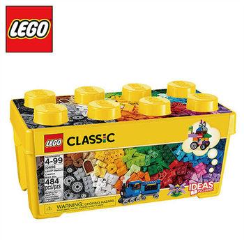 樂高【LEGO】L10696 樂高R 中型創意拼砌盒