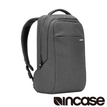 【Incase】ICON Slim Backpack with Woolenex 15吋 輕巧筆電後背包 (麻灰)