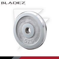 BLADEZ 電鍍槓片-5KG單片