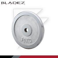 BLADEZ電鍍槓片10KG-單片