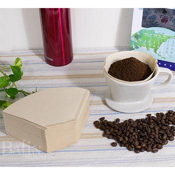 日本三洋 102 咖啡濾紙100入  Welead 陶瓷咖啡濾杯 2-4人份