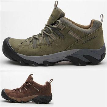 (預購)【JHS杰恆社】HP1003戶外鞋登山鞋男 防水徒步鞋旅遊鞋男(HOTPOTATO)