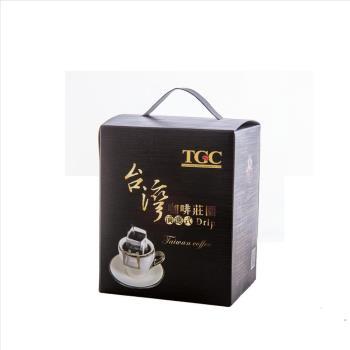 【TGC】台灣咖啡莊園滴濾式咖啡5入