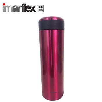伊瑪 304不鏽鋼真空保溫杯保溫杯 800ml