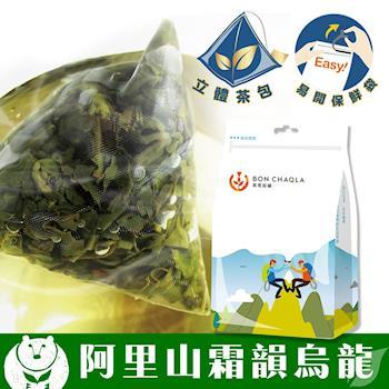 台灣茶人 阿里山霜韻烏龍茶包(18包/袋)