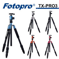 Fotopro TX-PRO3 鋁鎂合金專業三腳架