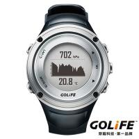 GOLiFE GoWatch X-PRO 全方位智慧戶外運動GPS腕錶(by PAPAGO!)-銀色(送旅行收納盥洗包)