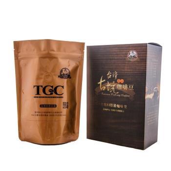 【TGC】台灣古坑AA特級咖啡豆(半磅)-行動