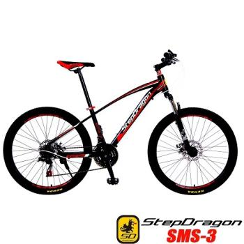 StepDragon SMS-3 日本SHIMANO 21速碟煞登山車