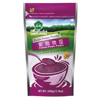 薌園 紫心地瓜粉(熟粉)(350g) x 5袋