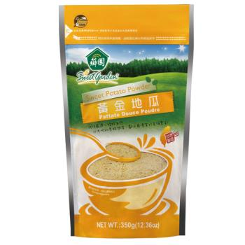 薌園 黃金地瓜粉(熟粉)(350g) x 5袋
