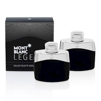 【MONTBLANC萬寶龍】買一送一-傳奇經典男性淡香水50ml