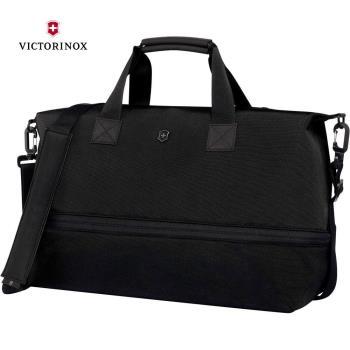 VICTORINOX 瑞士維氏WT 5.0拉鍊伸縮旅行袋-黑 32302601