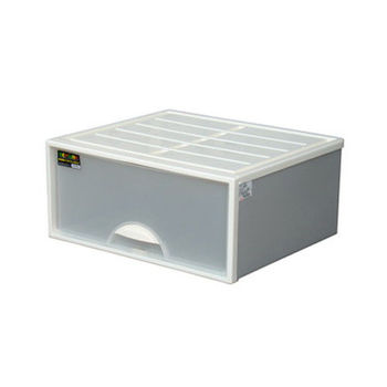 【將將好收納】單格抽屜整理箱-35L