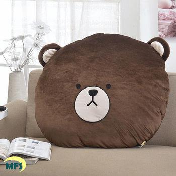 【莫菲思】捷居-湯姆熊專利大臉大抱枕