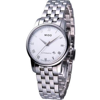 美度 MIDO Baroncelli 永恆優雅機械女錶 M76004261
